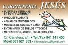 Carpintería Jesús Pradejón