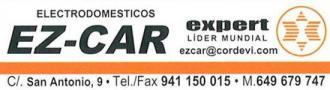 Electrodomésticos EZ-CAR Pradejón