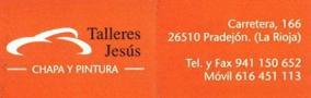 Talleres Jesús Pradejón