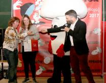 1º premiado en el V Concurso Calderatada de Champiñón
