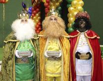 Cabalgata 2019: Reyes Magos