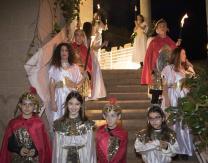 Cabalgata 2018: 3º escena- Castillo de Herodes