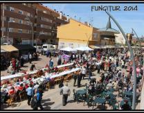 Exhibición de bolilleras en la VII Feria Intercultural