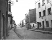 Calle Carretera a la altura de la actual Pastelería