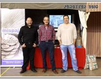 II Encuentro profesional de Cultivadores en Frontón Municipal