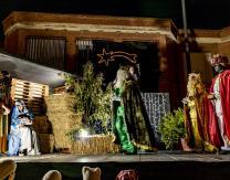 4º escena: Adoración del portal de Belén