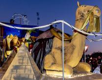 Cabalgata 2020: Carroza de los Reyes Magos