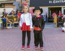Concurso de Disfraces Infantiles