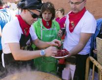 Concurso de Paella