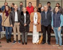 Autoridades e invitados al comienzo de Fungitur 2019