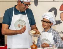 """Show Cooking a cargo de Victor y Jorge, """"Soñando a ser un gran chef"""""""