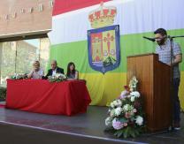 Acto de hermanamiento con el municipio de Villanueva de la Jara