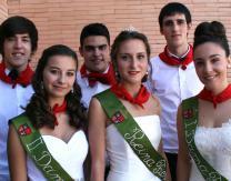Reinas y Acompañantes San Antonio 2016