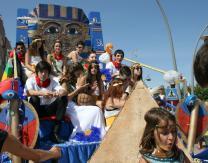 Carroza sobre Egipto, realizada por los Reyes Mayores