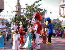 Espectáculo Infantil para los niños/as disfrazados