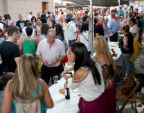 II Cata de Vinos ofrecida por el Ayuntamiento en colaboración de las asociaciones