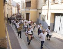 Concurso de Disfraces Infantiles amenizado por la Banda Municipal