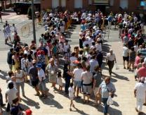 Degustación XXVIII Festival Gastronómico del Champìñón, la Seta y el Pimiento